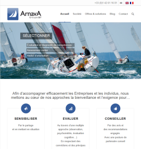 Arnava-website