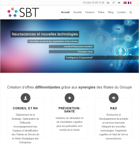 SBT website
